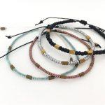 Adjustable Stacking Bracelets