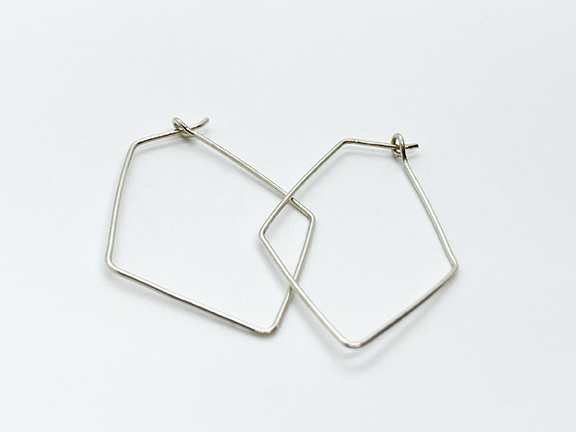 Web_Silver_Thin_Diamond_Hoops1