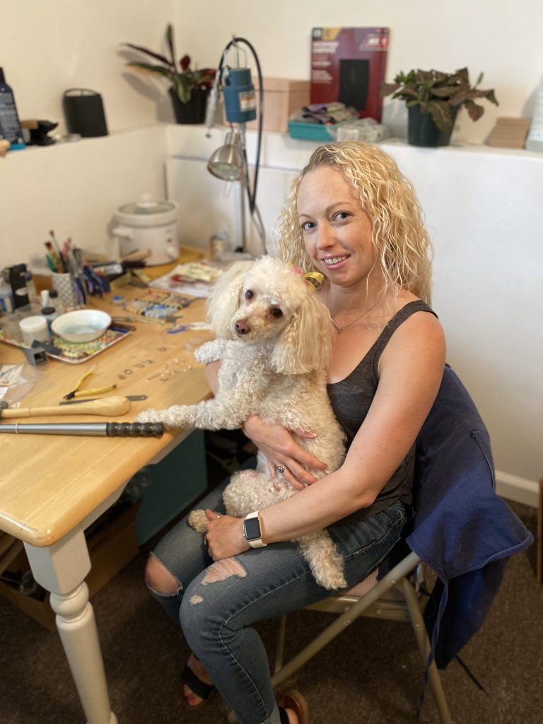 Owner Designer of TaraElaina Jewelry